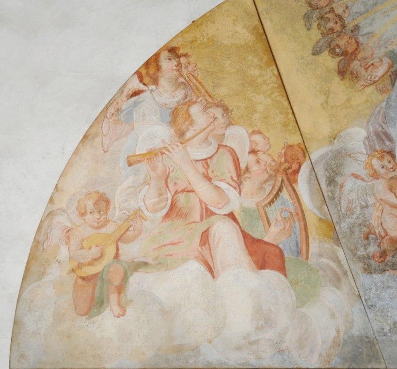 Chiesa di S. Maria del Castello, Osogna, Ticino