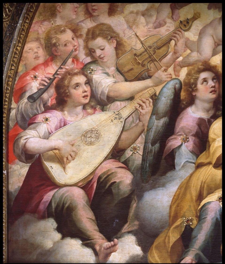 Ippolito Borghese (fl 1598-1627. Cappella dei Monte di Pietà, Naples
