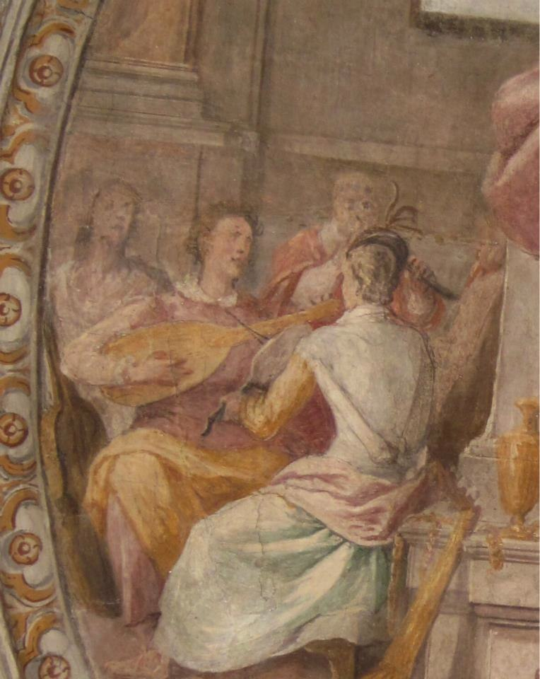 Palazzo zuccari detail 2