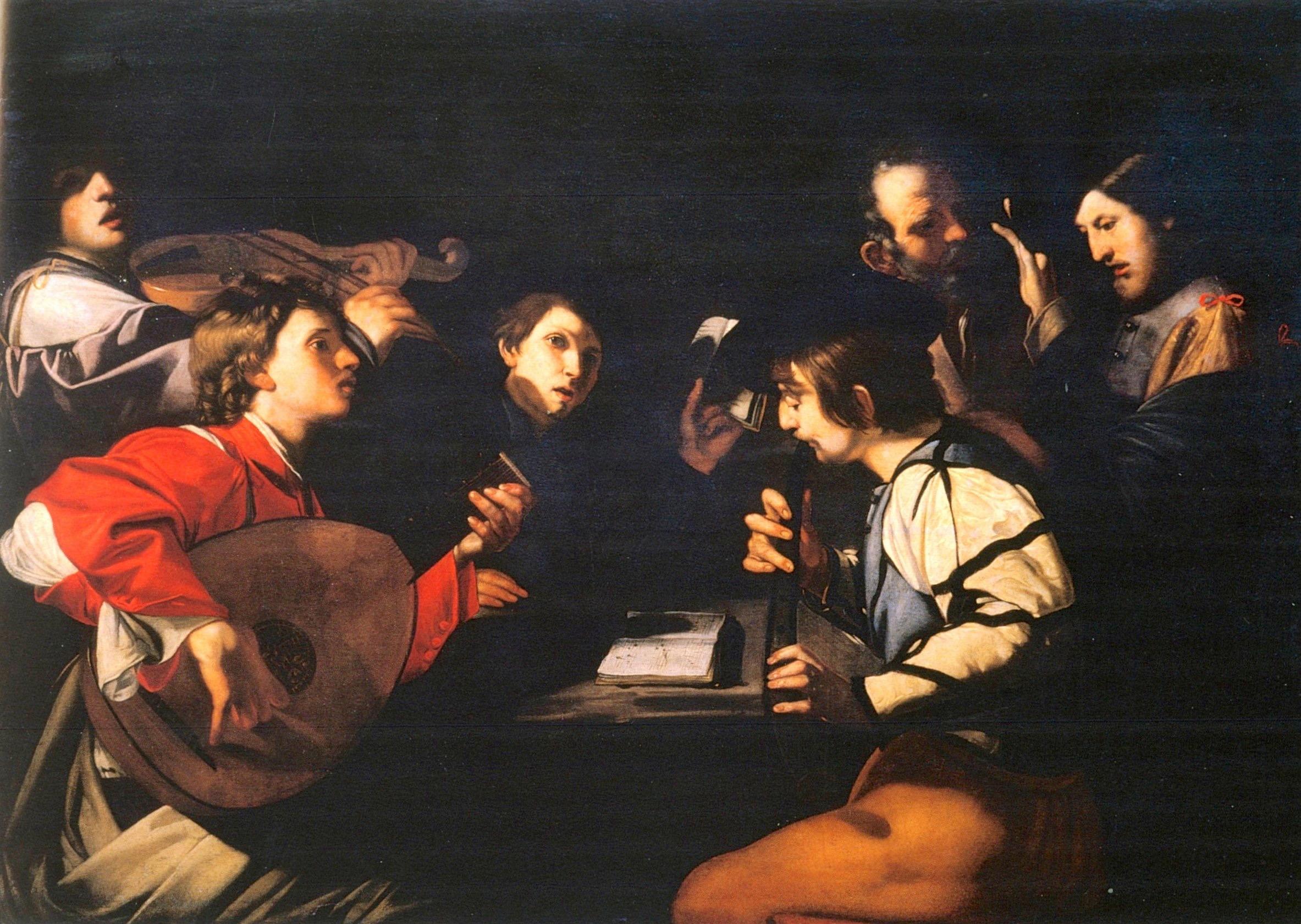 Bartolomeo Manfredi (1582 prov. di Cremona - 1622 Roma)