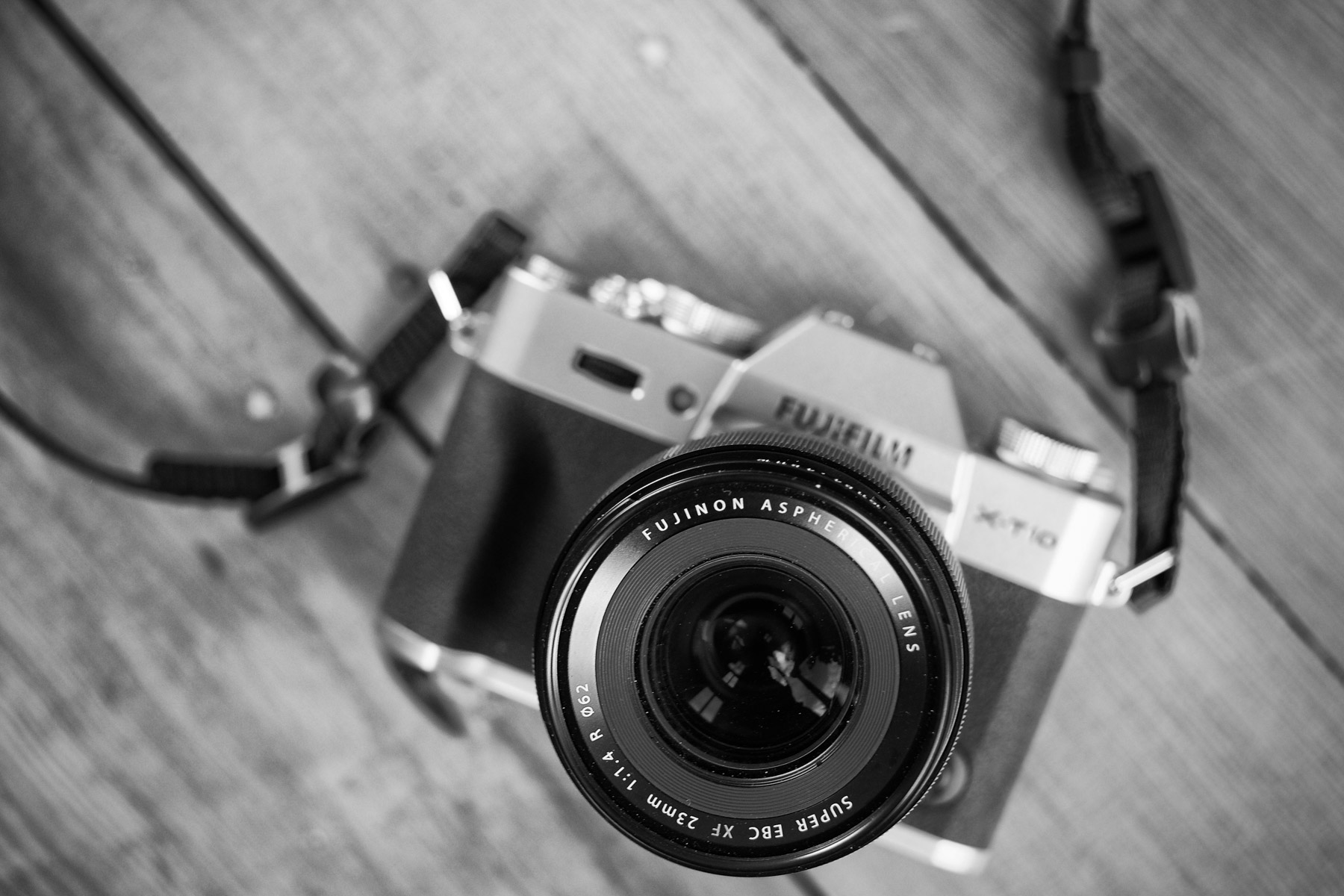 Fuji XT-10 with XF 23mm F/1.4 lens