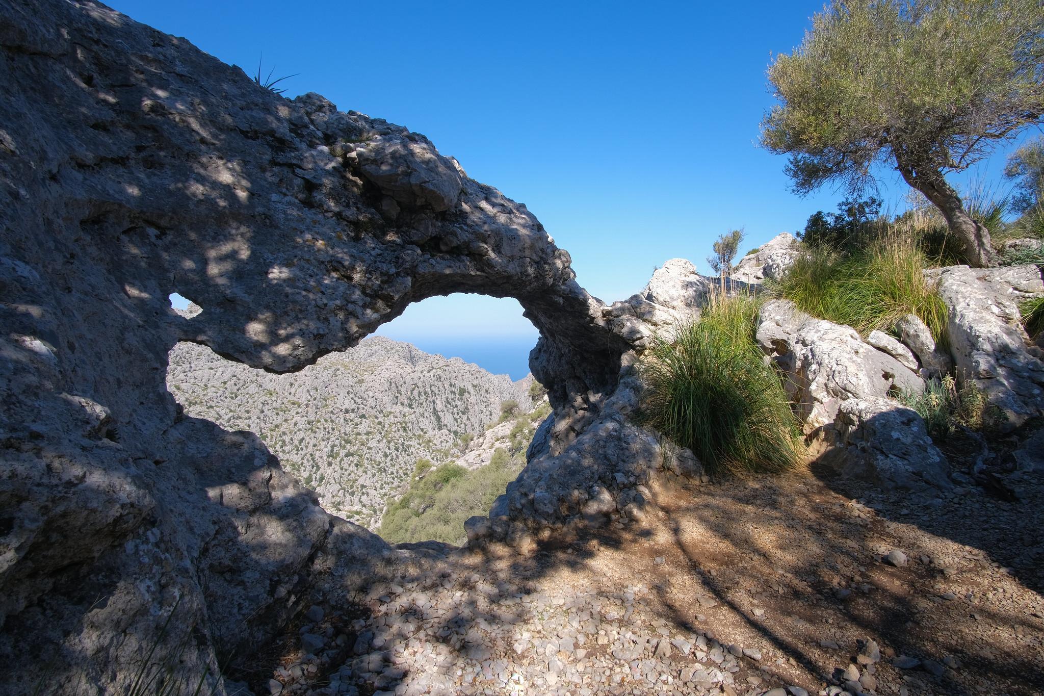Natural Arch, Mallorca