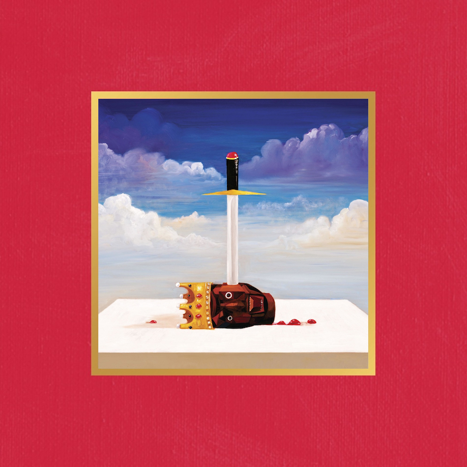 Perhaps it's just because I've been anticipating Kanye's new album that I keep finding myself creep back to the old, but Kanye will always be inspiring to me. My Beautiful Dark Twisted Fantasy currently is my favorite album, but sometimes this changes with the season or mood. Graduation is also solid through and through. Either way, West put some great music out and this album is sure to strike a chord.  Power  will pump you up and give you that creative squeeze you might be missing.