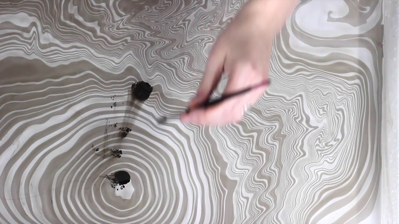 An  example  of the blowing technique