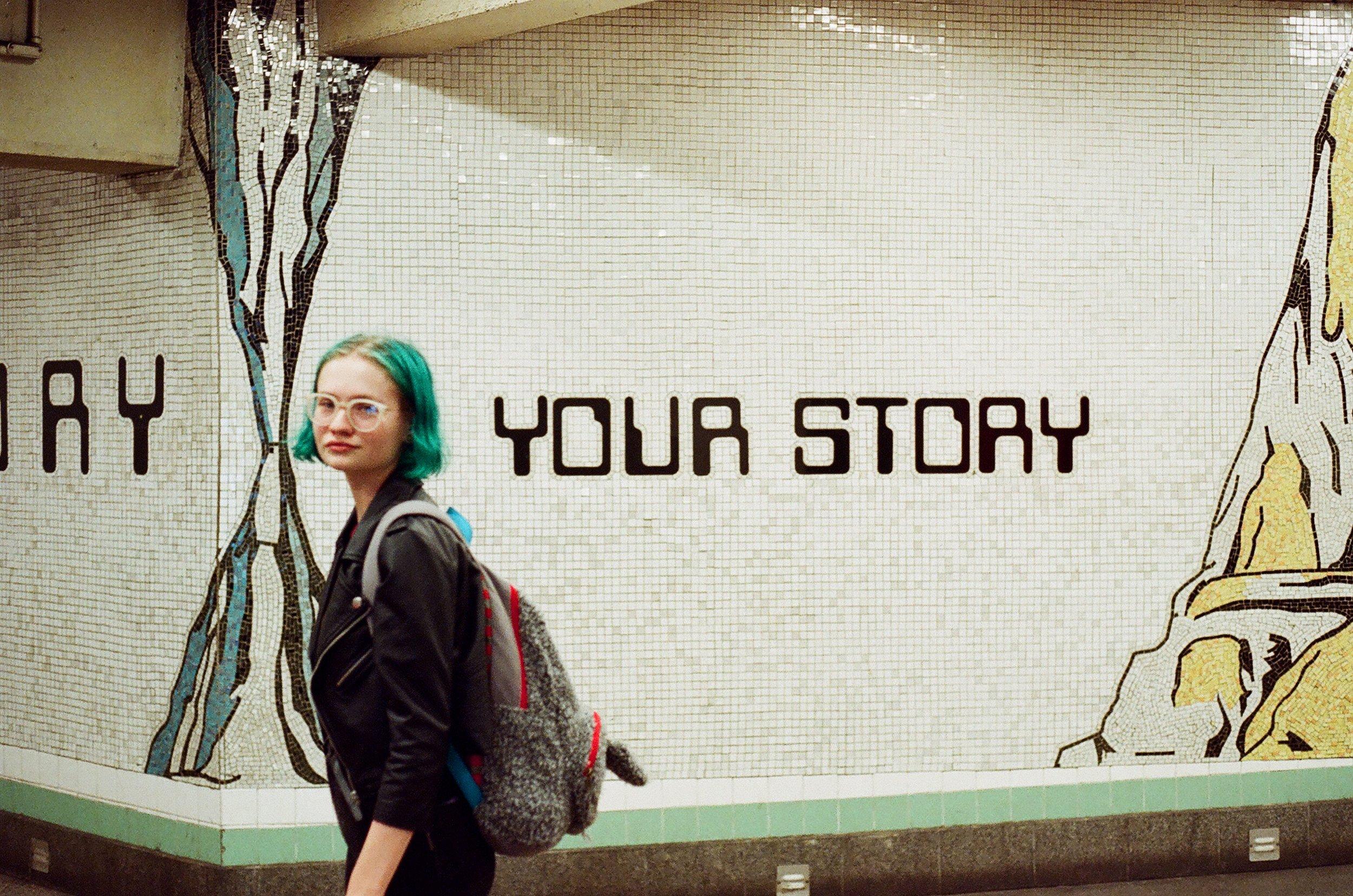 35MM Fashion Photograph by Fiona y Eduardo
