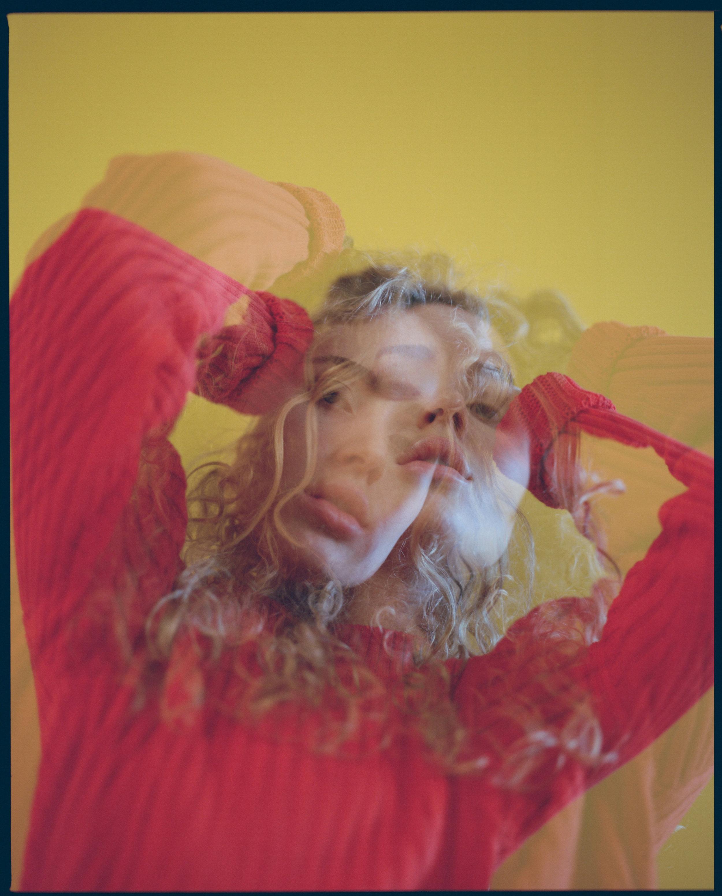 Medium Format Fashion Photograph by Fiona y Eduardo