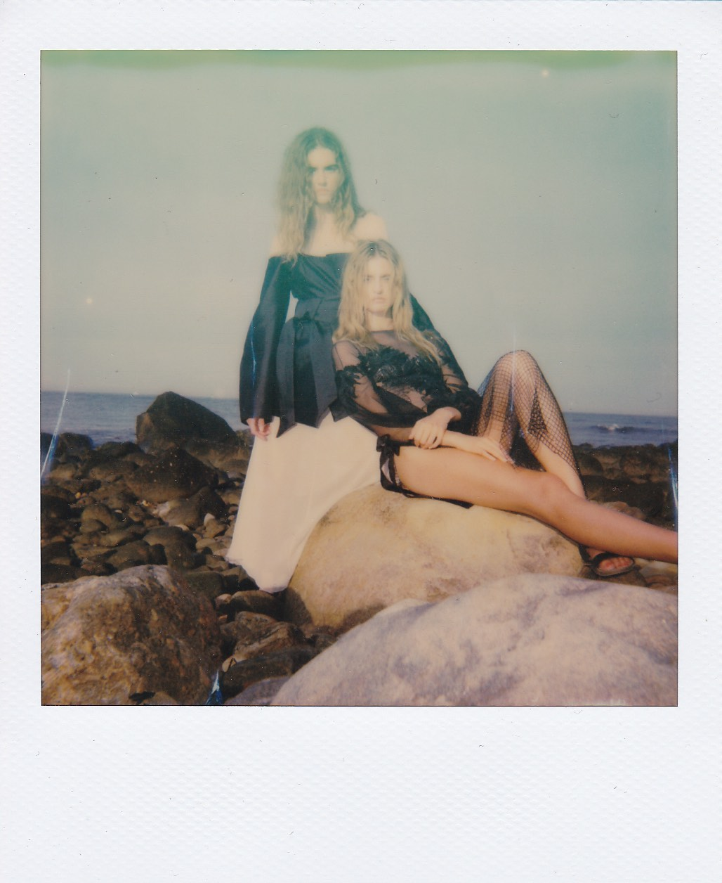 Fashion Polaroid by Fiona y Eduardo