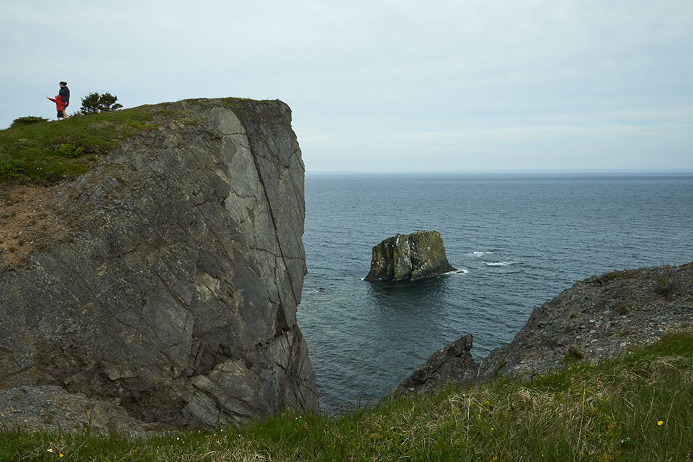 Sea Cliffs I