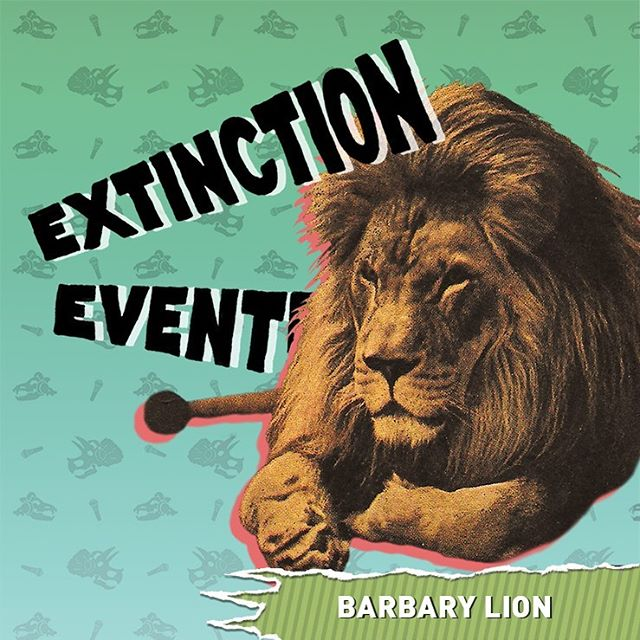 New Extinction Event out now! The Barbary Lion. It's a good one guys 🦁. . . . . . . . . . . . . . . . . . . . . . . . . . . . . . . . . . . . . . . . . . . . . . . . . . . . . . . . . . . . . . . . . . . . . . . . . . . . . . . . . . . . . . . . . . . . . . . . . . . . . . . . . . . . . . . . . . . . . . . . . . . . . . . . . . . . . .  #barbarylion #lion #animals #extinctionevent #extinction #nature #naturalscience #history #comedy #funny #podcast
