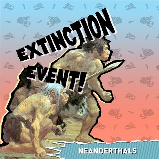 It's the final episode of the season!! Find out if we trophy hunted our cousins to extinction on this absolute gem of an episode 👌🏼 . . . . . . . . . . . . . . . . . . . . . . . . . . . . . . . . . . . . . . . . . . . . . . . . . . . . . . . . . . . . . . . . . . . . . . . . . . . . . . . . . . . . . . . . . . . . . . . . . . . . . . . . . . . . . .  #extinctionevent #extinctanimals #extinct #extinction #animals #human #neanderthal #homosapiens #hunting #podcast #comedy #funny