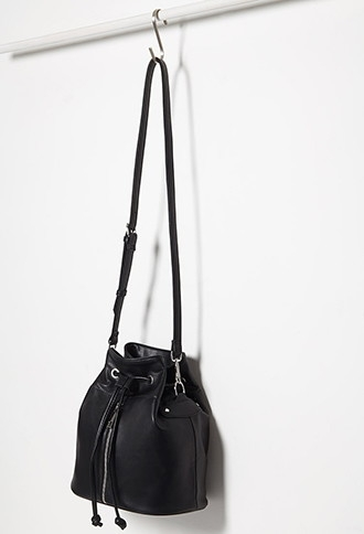 Bucket bags are also really trendy this season!  here  and  here