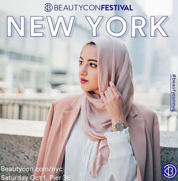 Beauty Con Festival Panelist- Face of New Beauty 2016 -