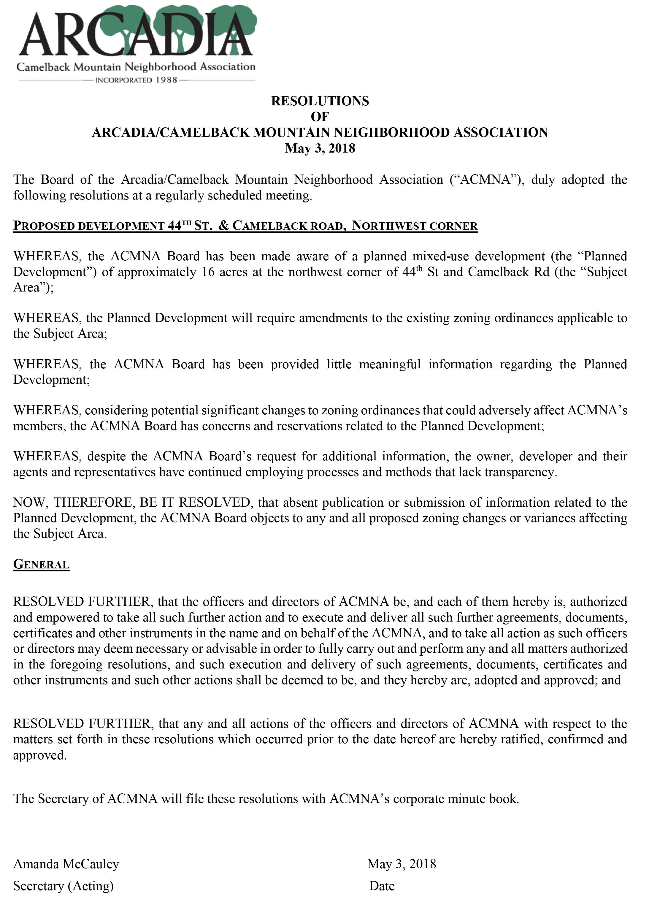 ACMNA Board Resolution 44th & Camelback Leterhead.jpg