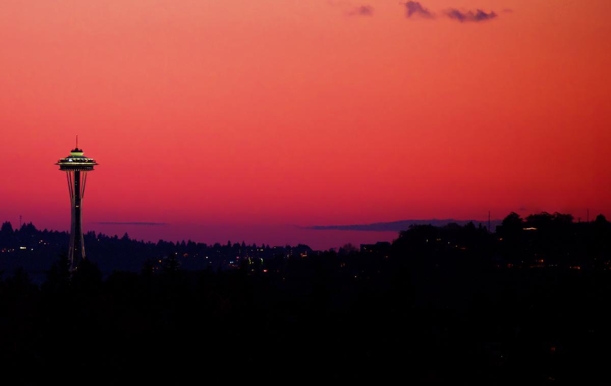 Seattle at dusk LiveStories gender pay gap.png