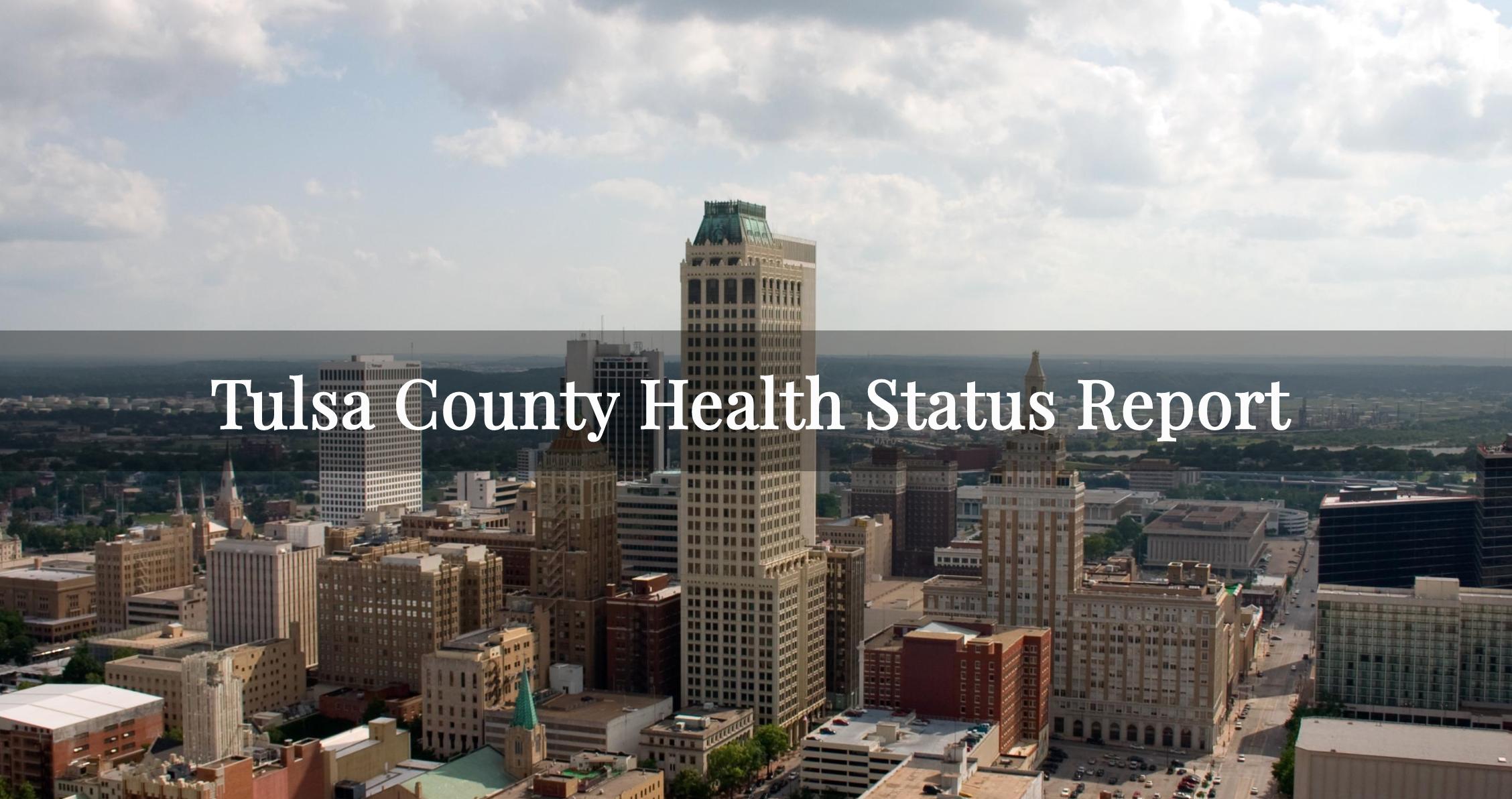Tulsa County Health Status Report