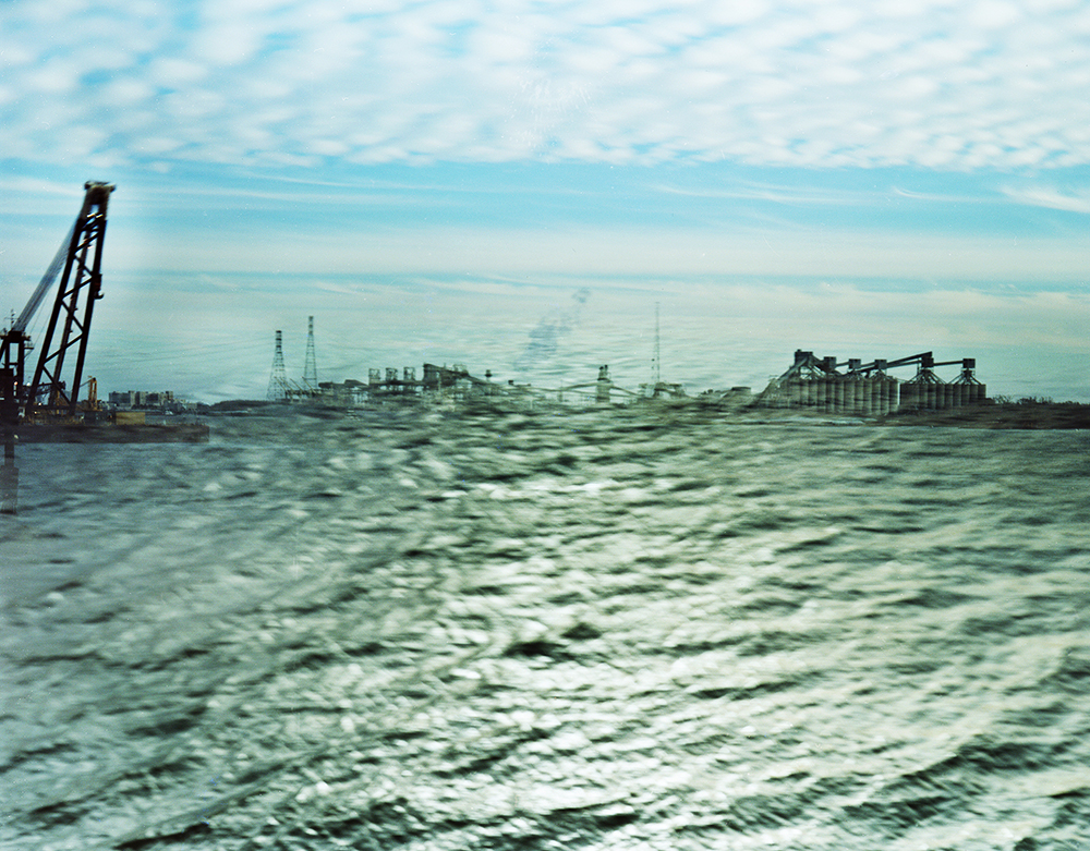 ANSLEY WEST RIVERS  Audobon Park, Mississippi River, New Orleans, LA, 2014  Archival Pigment Print  Available sizes 24 x 30 inches, edition of 7 40 x 50 inches, edition of 7