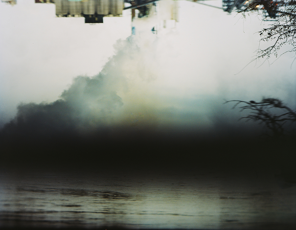 """ANSLEY WEST RIVERS  Rayonier Pulp Mill, Altamaha River, Jesup, GA, 2014  Archival Pigment Print  Available sizes 24 x 30 inches, edition of 7 40 x 50 inches, edition of 7                     Normal   0           false   false   false     EN-US   JA   X-NONE                                                                                                                                                                                                                                                                                                                                                                              /* Style Definitions */ table.MsoNormalTable {mso-style-name:""""Table Normal""""; mso-tstyle-rowband-size:0; mso-tstyle-colband-size:0; mso-style-noshow:yes; mso-style-priority:99; mso-style-parent:""""""""; mso-padding-alt:0in 5.4pt 0in 5.4pt; mso-para-margin:0in; mso-para-margin-bottom:.0001pt; mso-pagination:widow-orphan; font-size:12.0pt; font-family:Cambria; mso-ascii-font-family:Cambria; mso-ascii-theme-font:minor-latin; mso-hansi-font-family:Cambria; mso-hansi-theme-font:minor-latin;}                           Normal   0           false   false   false     EN-US   JA   X-NONE                                                                                                                                                                                                                                                                                                                                                                              /* Style Definitions */ table.MsoNormalTable {mso-style-name:""""Table Normal""""; mso-tstyle-rowband-size:0; mso-tstyle-colband-size:0; mso-style-noshow:yes; mso-style-priority:99; mso-style-parent:""""""""; mso-padding-alt:0in 5.4pt 0in 5.4pt; mso-para-margin:0in; mso-para-margin-bottom:.0001pt; mso-pagination:widow-orphan; font-size:12.0pt; font-family:Cambria; mso-ascii-font-family:Cambria; mso-ascii-theme-font:minor-latin; mso-hansi-fon"""