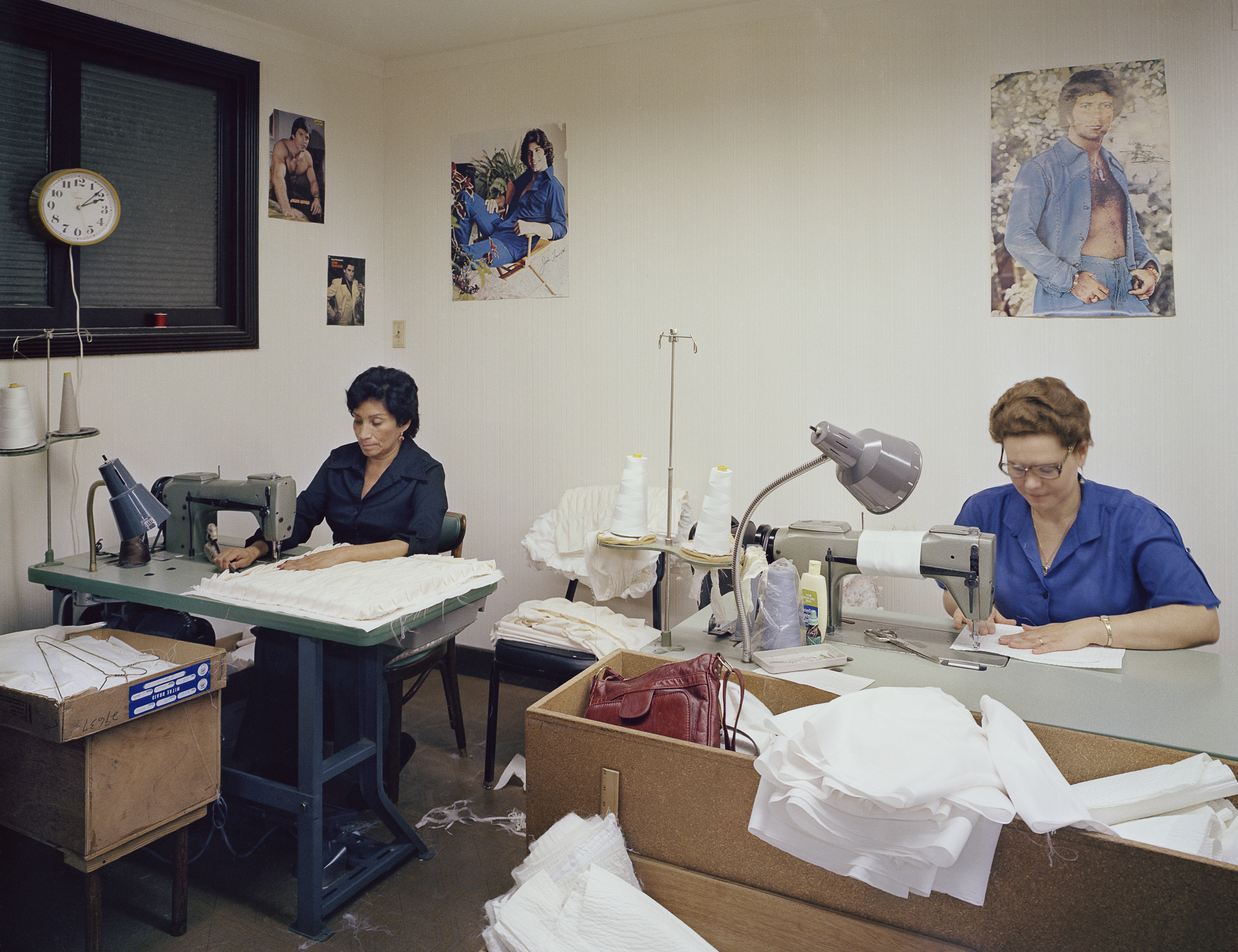 JANET DELANEY Bay Casket Company, 1020 Folsom Street, 1980 Archival Pigment Print, 2016 16 x 20 inches, edition of 5 20 x 24 inches, edition of 2 30 x 40 inches, edition of 2