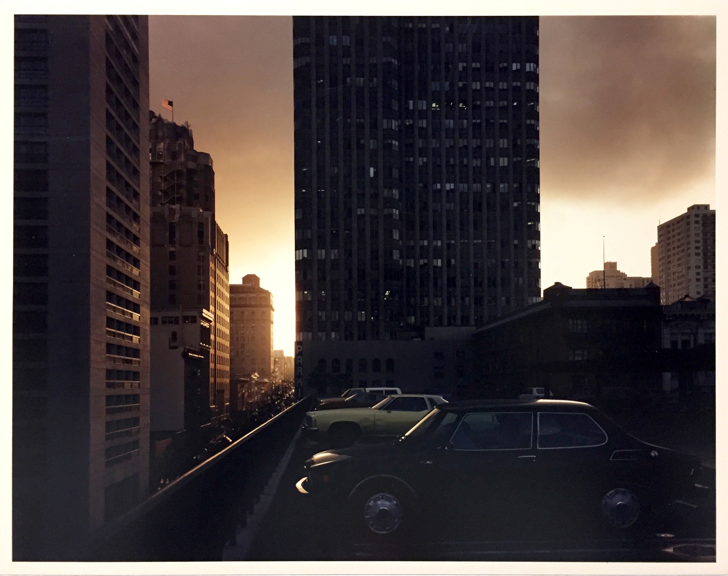 Untitled, 1980 Vintage Chromogenic Print 11 x 14 inches