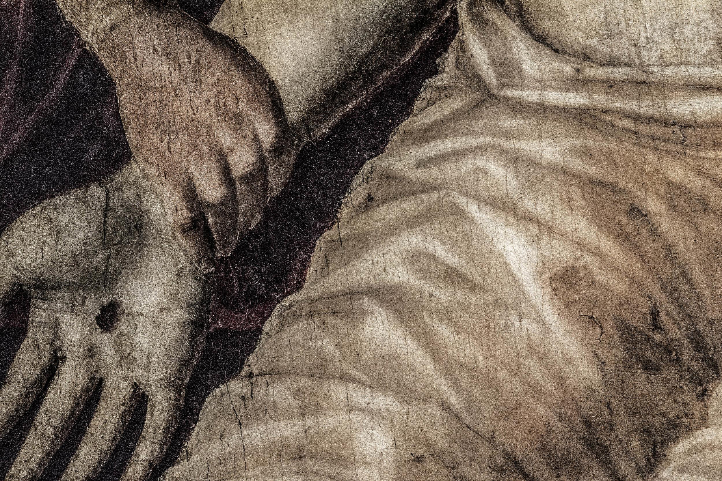 LIZA AMBROSSIO  Stigma / Estigma , ''The Rage of Devotion'' series, 2017, 33 x 24.5 in; 84 x 62 cm, Digital print, Edition of 5