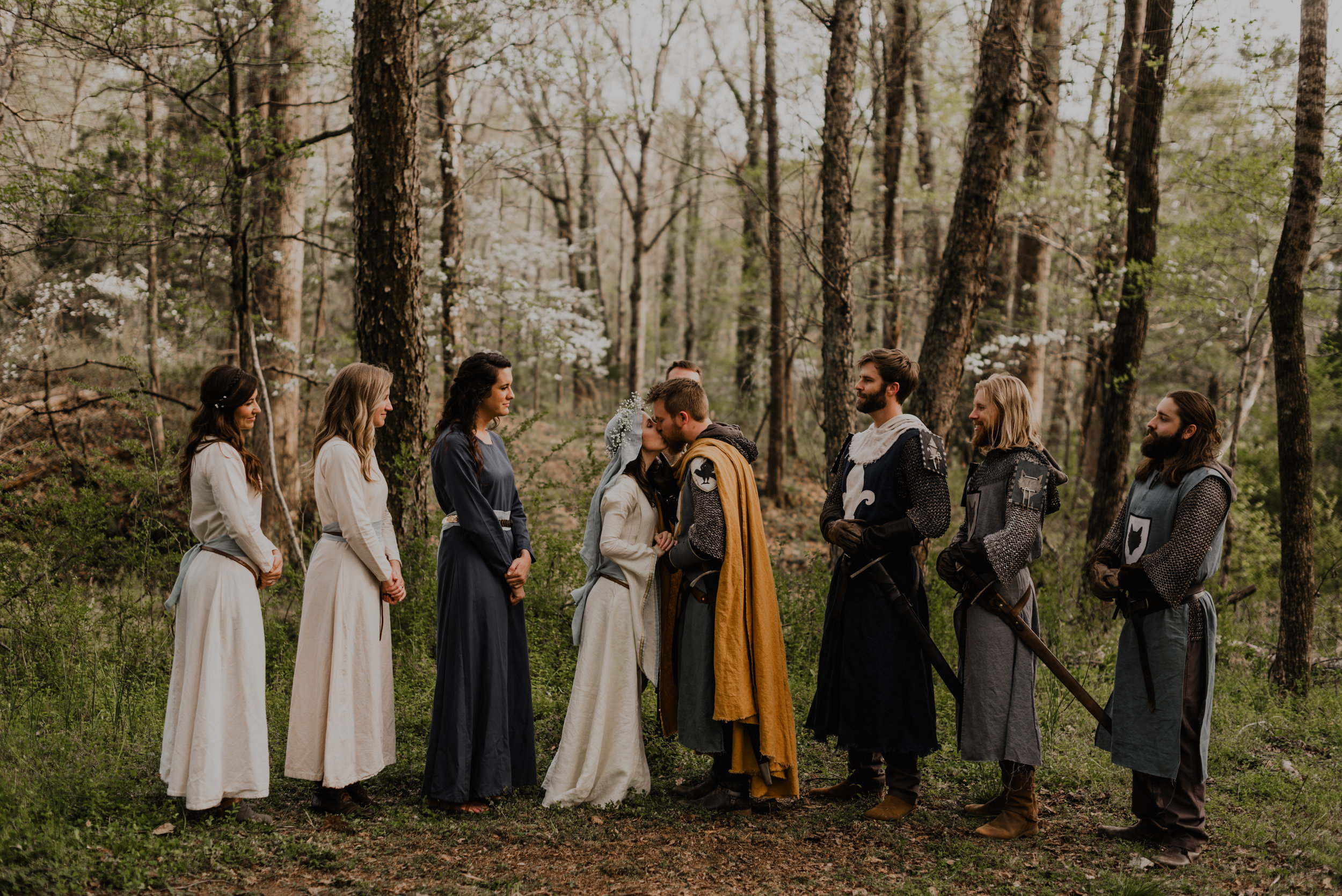 Medieval Wedding How-to — Fell & Fair Productions