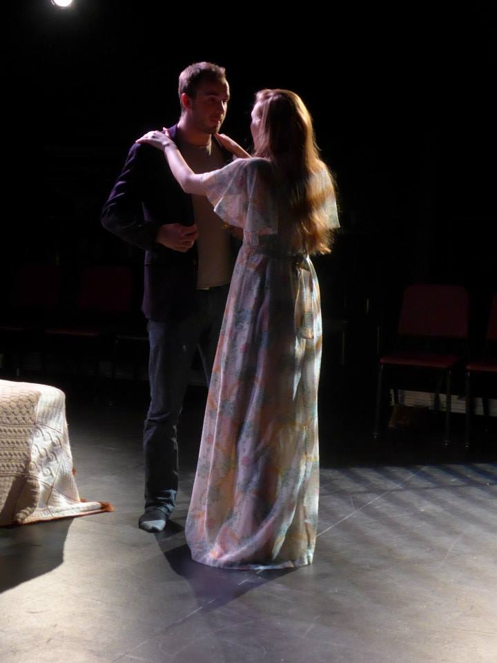 Sight Unseen   by Donald Margulies  directed by Jonathan Solari
