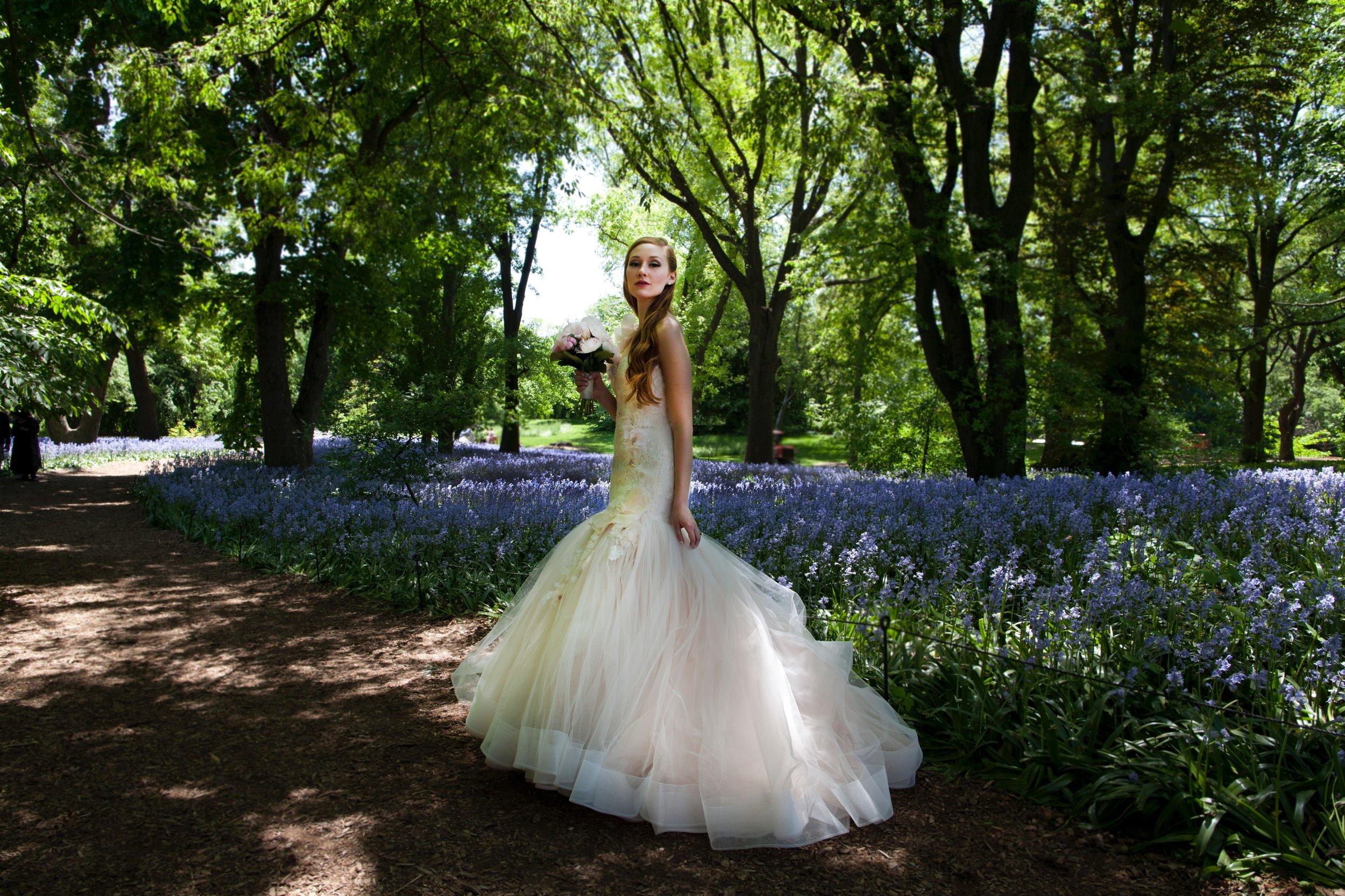 Photographer: Stan Gatz | Dress: Bridal Garden