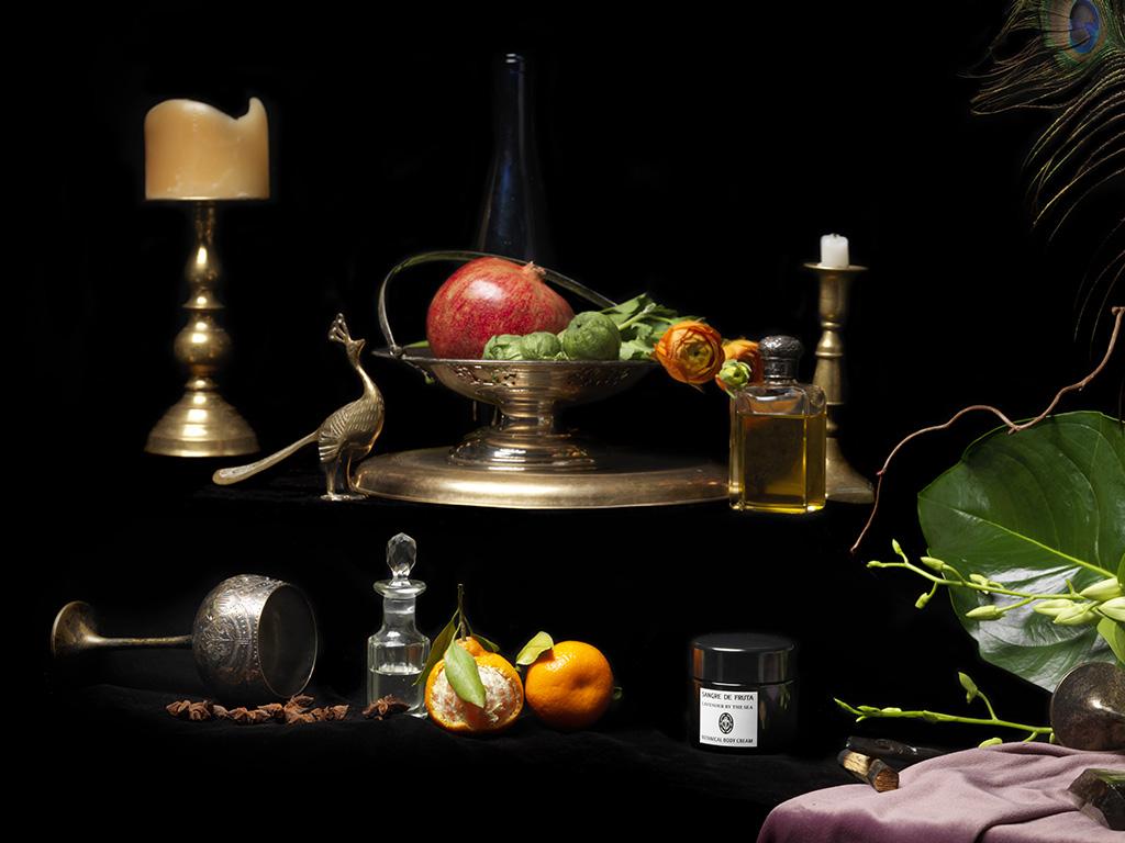 Sangre de Fruta Botanical   s  till l  ife, photography Rachel Topham