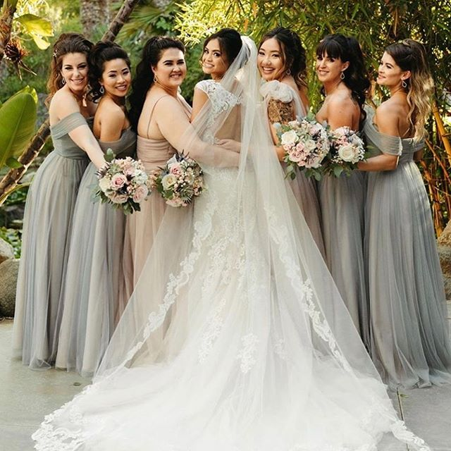 How cute is this bridal party with their high textured ponytails... thankfully the bride considered the heat in Oceanside 😅. 💄Hair and Makeup by @MDHairandMakeup Team. 📷 Photography by @hilaurenhello. Catering @redtail_catering  Cake/Cupcakes @frostmegourmet  Coordination @nownforeverlove  Desserts @portosbakery  Donuts @voodoodoughnut  Dress @bridalelegancestudio Flower @charlenecuellarflorals  MC/DJ @aisforair  Venue @paradisefallsweddings  Video @thecinematicdiaries •⠀⠀⠀⠀⠀⠀⠀⠀⠀ ⠀⠀⠀⠀⠀⠀⠀⠀⠀ ⠀⠀⠀⠀⠀⠀⠀⠀⠀ •⠀⠀⠀⠀⠀⠀⠀⠀⠀ ⠀⠀⠀⠀⠀⠀⠀⠀⠀ ⠀⠀⠀⠀⠀⠀⠀⠀⠀ •⠀⠀⠀⠀⠀⠀⠀⠀⠀⠀⠀⠀⠀⠀⠀⠀⠀⠀ #MakeupArtist #Hairstylist #Hairstyles #1000papercranes #AnastasiaBeverlyHills #Vegas_Nay #DressYourFace #DesiMakeup #japanesewedding #Chrisspy #iLuvSarahii #Amrezy #Brian_Champagne #HudaBeauty #GhalichiGlam #WakeupandMakeup #LookaMillion #LivingWithGratitude #Wedding #Weddings #Bride #BridalGlow #BridalParty #Bridesmaid #GlamSquad #WeddingDay #MDHairandMakeup #stylemepretty #weddingphotography