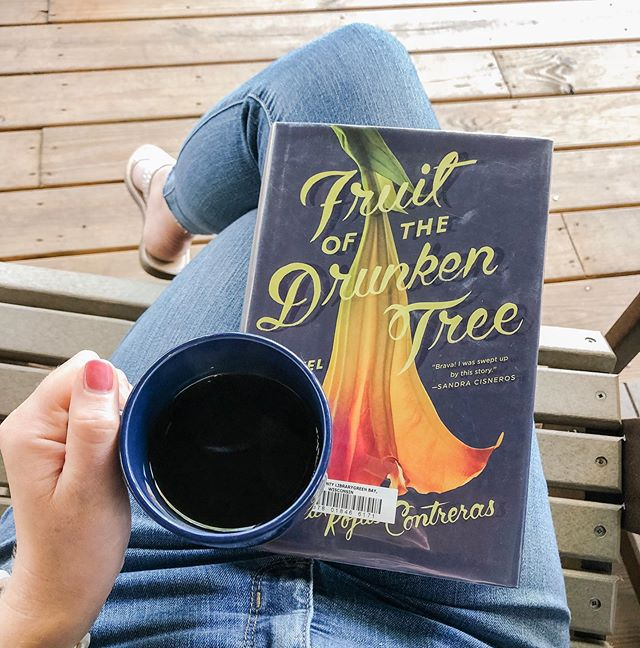 A Smokey Mountain morning read ☕️📖