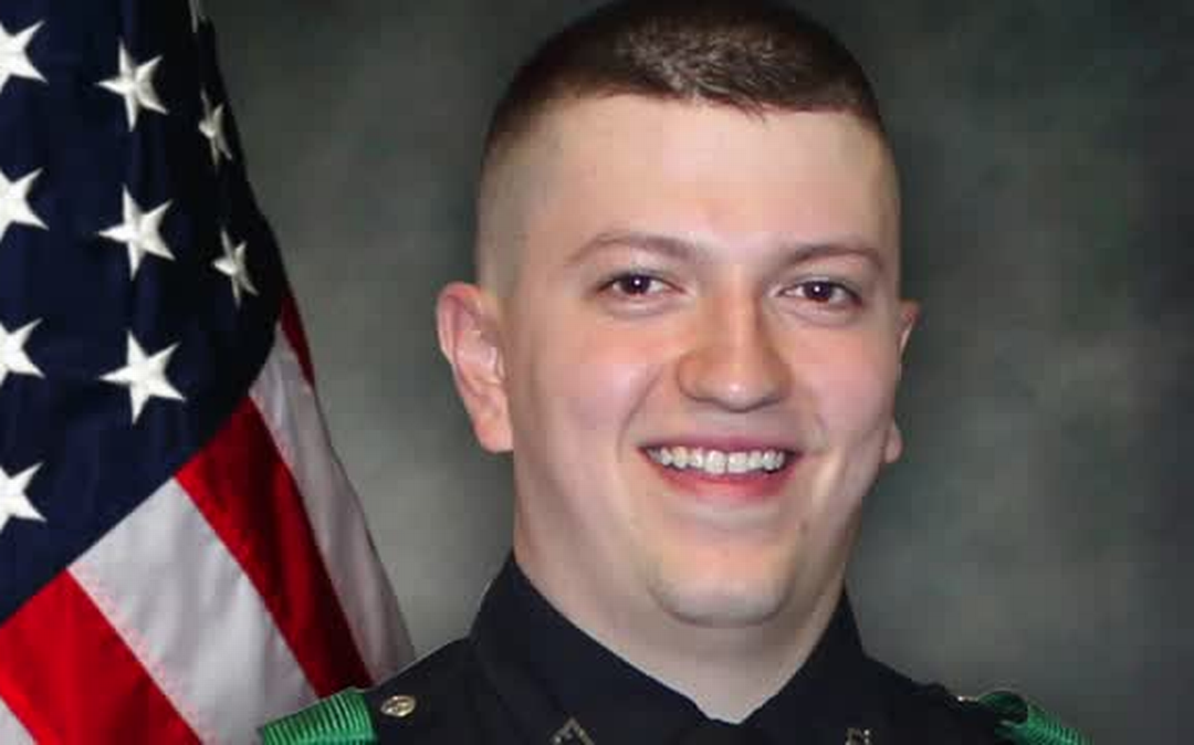 Officer David Hofer;  Photo: star-telegram.com