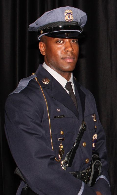 Officer Jacai Colson;  Photo: Prince George's Police Dept.