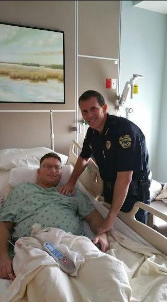 Officer William Anderson;  Photo: via fox35orlando.com