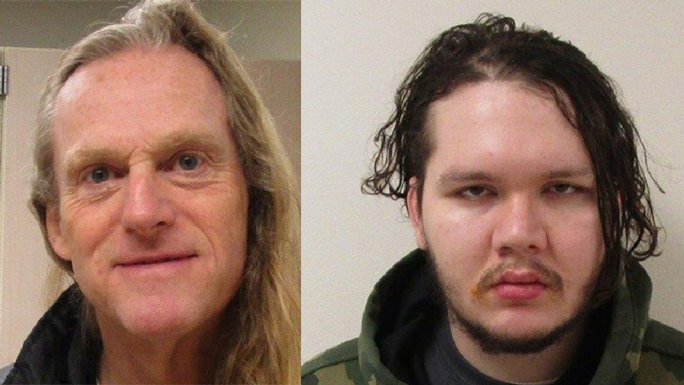 Adams and Garver;  Photo: Lakewood Police Dept. via komonews.com