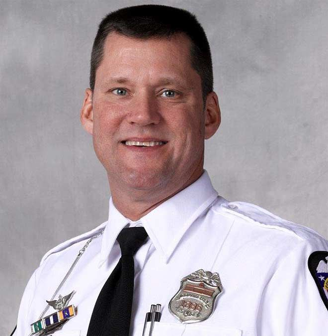 Officer Steven Smith;  Photo: Columbus Division of Police