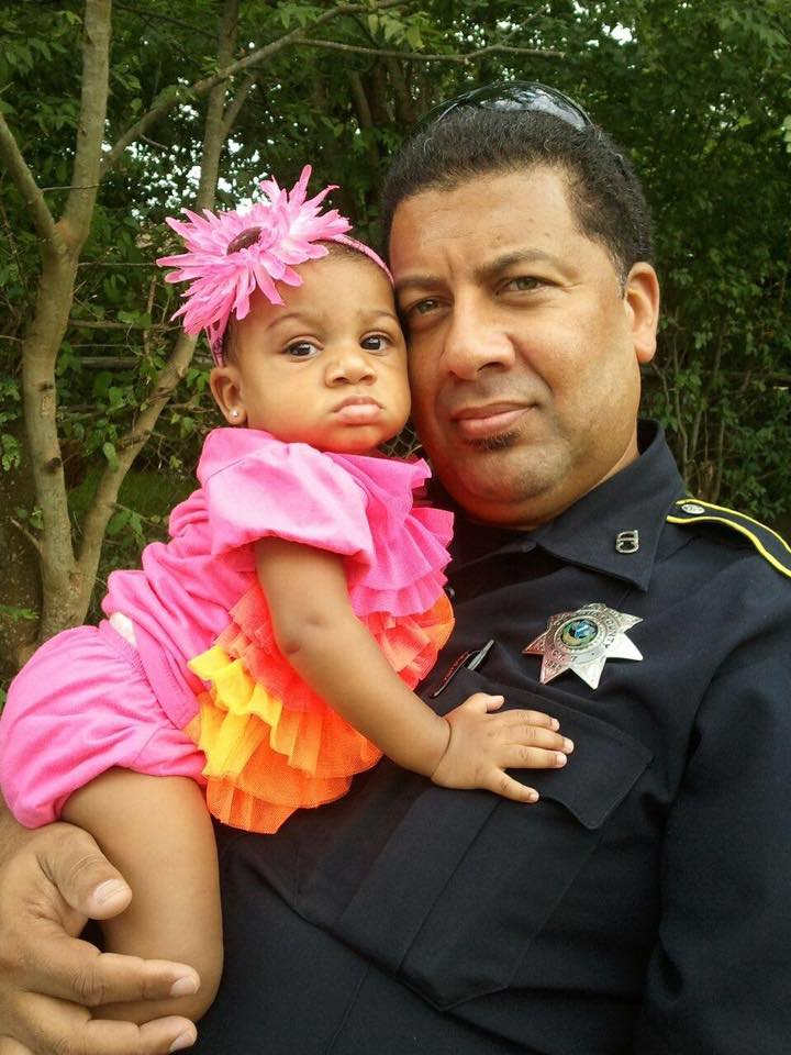 Harris County Deputy Alden Clopton;  Photo: Facebook