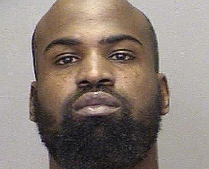Marcus Reddick;  Photo: Salem County Correctional Facility