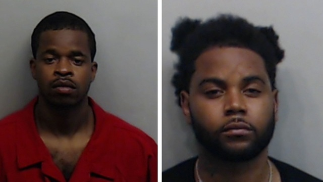Suspects Michael Thomas and Antonio Bell;  Photo: via wsbt.com