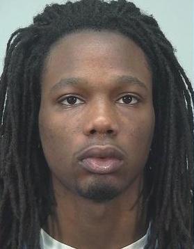 Alijouwon T. Watkins;  Photo: Dane Co. Jail