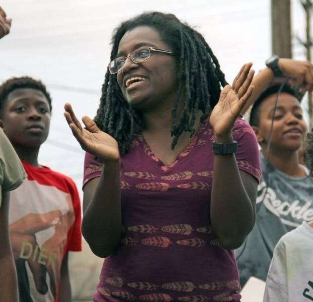 Councilwoman Jillian Johnson:  Photo: Mark Schultz via newsobserver.com