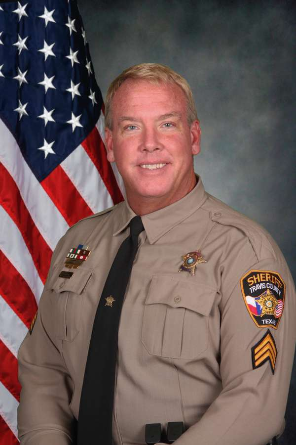 Sgt. Craig Hutchinson;  Photo: TCSO