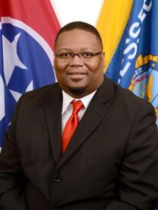 Special Agent De'Greaun Frazier;  Photo: TBI