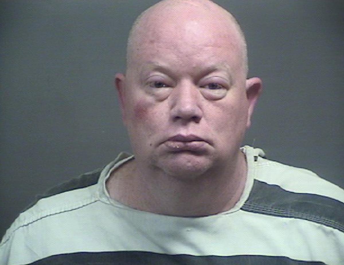 Suspect Brian Stalons;  Photo: Blount County Detention Center