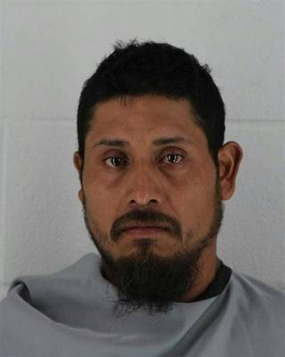 Adrian Espinosa-Flores;  Photo: via Johnson County Sheriff's Dept.