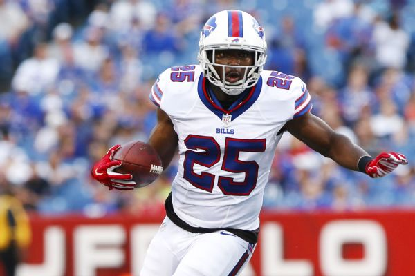 LeSean McCoy;  Photo: via espy.com
