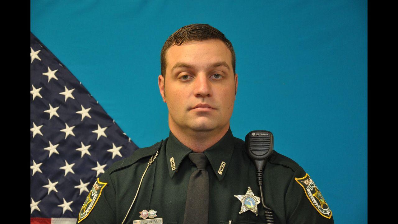 Deputy Eric Oliver;  Photo: via actionnewsjax.com