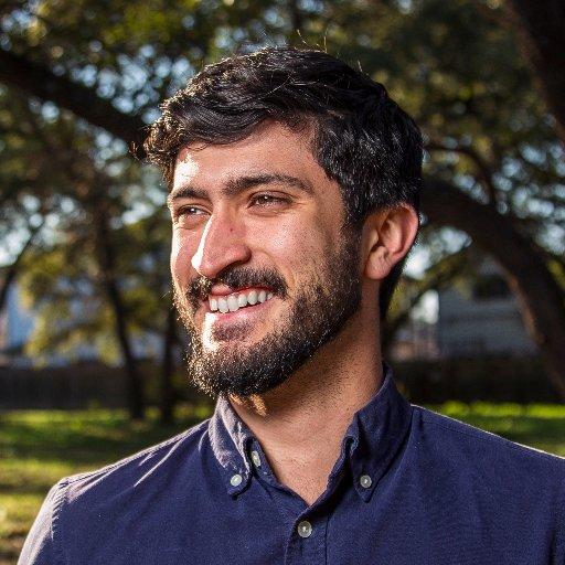 Austin Councilman Gregorio Casar; Photo: via Twitter @gregcasar