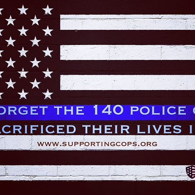 #NeverForget #bluelivesmatter