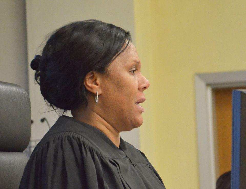 Judge Martha Royster;  Photo: Michaelangelo Conte