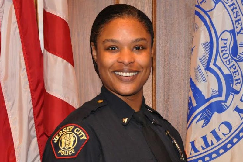 Officer Cora Kerton;  Photo: via GoFundMe